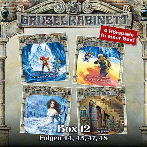 Hoerbuch Gruselkabinett, Box 12: Folgen 44, 45, 47, 48 - H.P. Lovecraft - Reiner Schöne