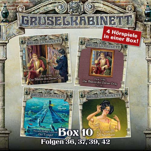 Hoerbuch Gruselkabinett, Box 10: Folgen 36, 37, 39, 42 - Oscar Wilde - David Turba