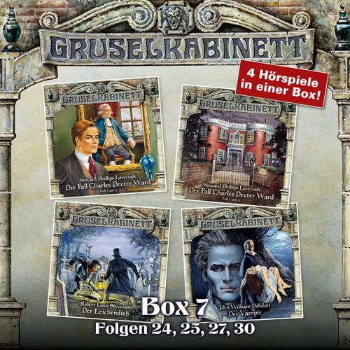 Gruselkabinett, Box 7: Folgen 24, 25, 27, 30