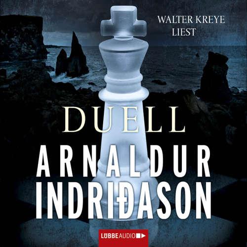 Hoerbuch Duell - Arnaldur Indriðason - Walter Kreye