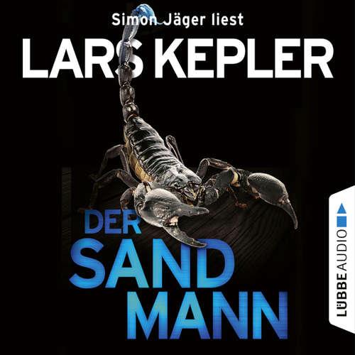 Hoerbuch Der Sandmann - Lars Kepler - Simon Jäger