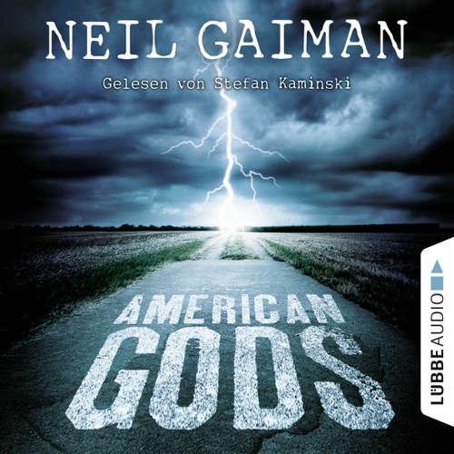 Hoerbuch American Gods - Neil Gaiman - Stefan Kaminski