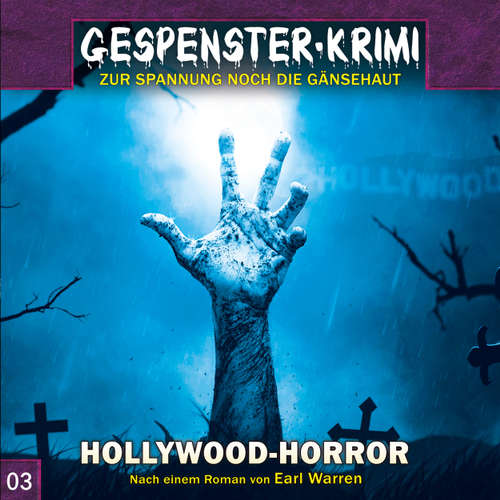 Gespenster-Krimi, Folge 3: Hollywood-Horror