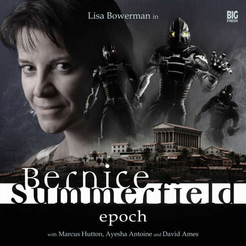 Audiobook Bernice Summerfield, Epoch - Mark Wright - Lisa Bowerman