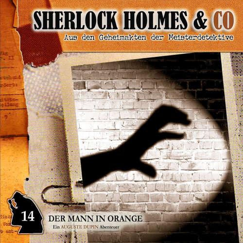 Sherlock Holmes & Co - Aus den Geheimakten der Meisterdetektive, Folge 14: Der Mann in Orange
