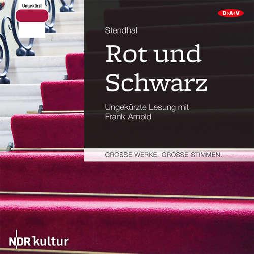 Hoerbuch Rot und Schwarz -  Stendhal - Frank Arnold
