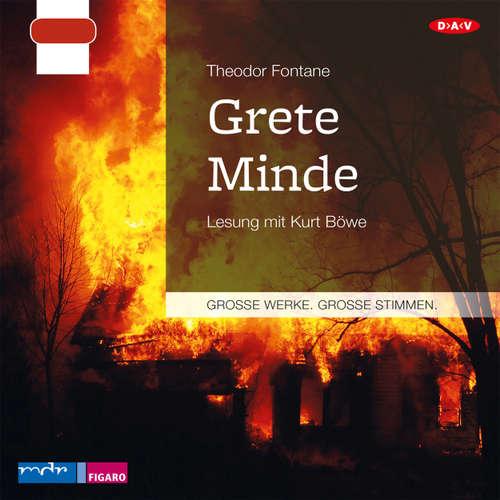 Hoerbuch Grete Minde - Theodor Fontane - Kurt Böwe