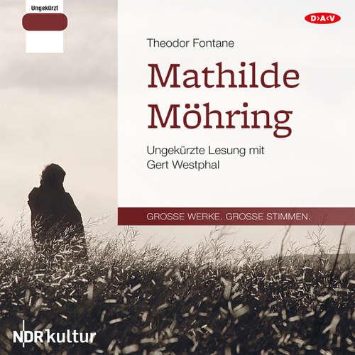 Hoerbuch Mathilde Möhring - Theodor Fontane - Gert Westphal