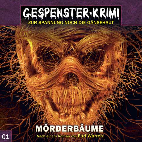 Hoerbuch Gespenster-Krimi, Folge 1: Mörderbäume - Markus Topf - Jürgen Holdorf