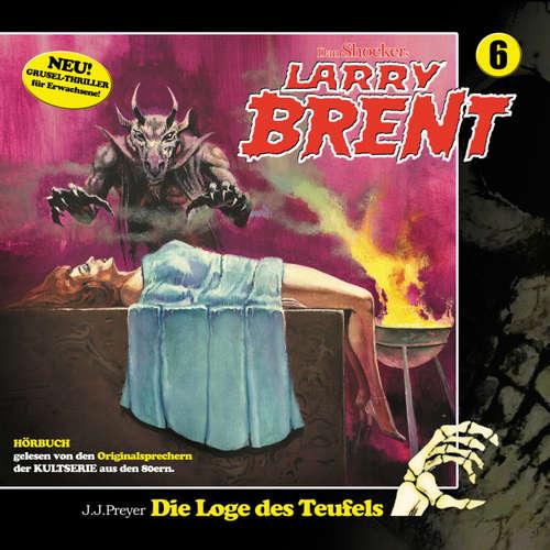 Larry Brent, 6: Die Loge des Teufel, Episode 1