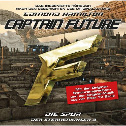 Captain Future - Der Sternenkaiser, Folge 3: Die Spur
