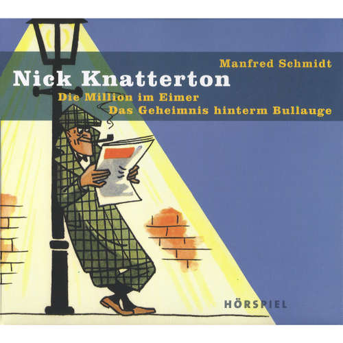 Nick Knatterton, Folge 4: Die Million im Eimer / Das Geheimnis hinterm Bullauge