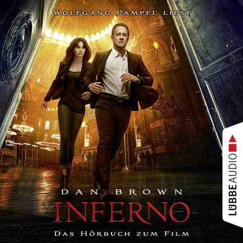 Hoerbuch Inferno - Dan Brown - Wolfgang Pampel