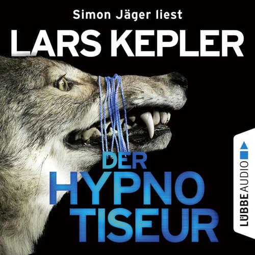 Hoerbuch Der Hypnotiseur - Lars Kepler - Simon Jäger