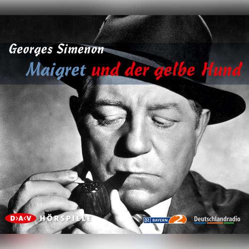 Hoerbuch Maigret, Maigret und der gelbe Hund - Georges Simenon - Georges Simenon