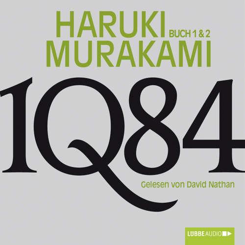 Hoerbuch 1Q84  - Buch 1 & 2 - Haruki Murakami - David Nathan