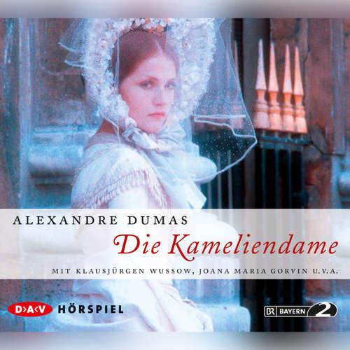 Hoerbuch Die Kameliendame - Alexandre Dumas - Klausjürgen Wussow