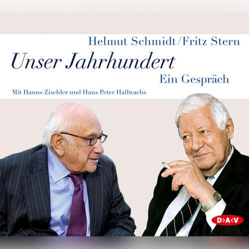 Hoerbuch Unser Jahrhundert - Fritz Stern - HansPeter Hallwachs
