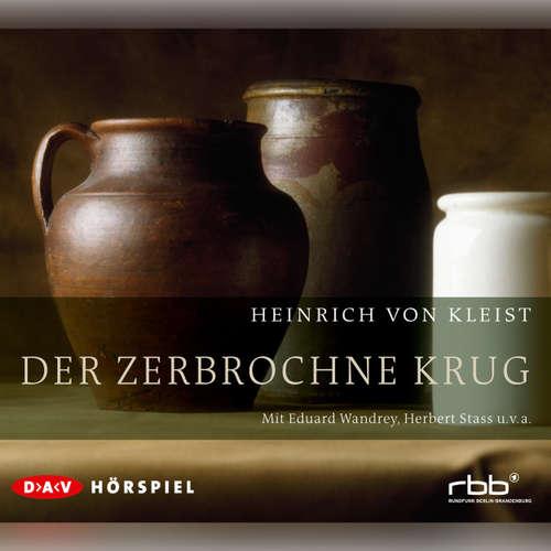 Hoerbuch Der zerbrochne Krug - Heinrich von Kleist - Eduard Wandrey