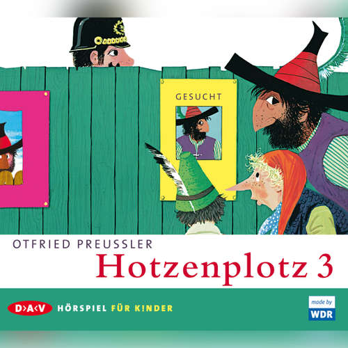 Der Räuber Hotzenplotz, Band 3
