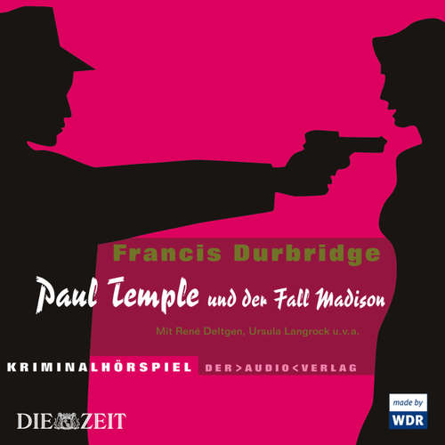 Paul Temple, Paul Temple und der Fall Madison