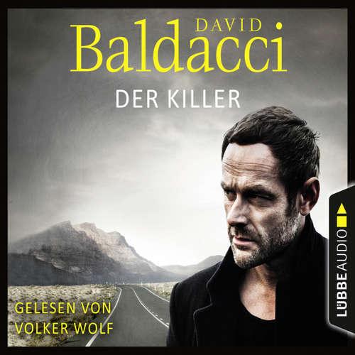 Hoerbuch Der Killer - David Baldacci - Volker Wolf