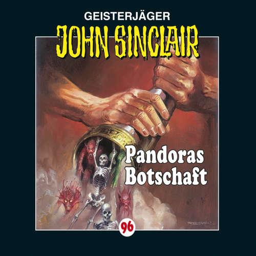 Hoerbuch John Sinclair, Folge 96: Pandoras Botschaft - Jason Dark - Alexandra Lange