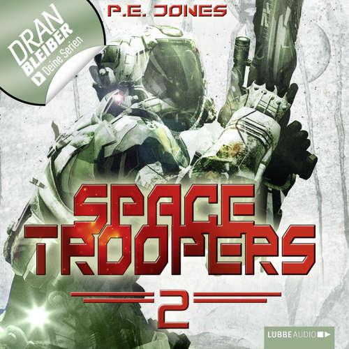 Hoerbuch Space Troopers, Folge 2: Krieger - P. E. Jones - Uve Teschner