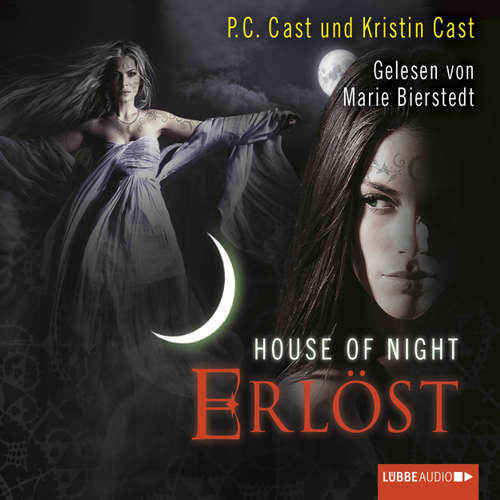 Hoerbuch House of Night, Folge 12: Erlöst - P.C. Cast - Marie Bierstedt