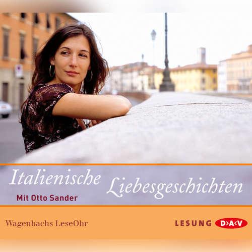 Hoerbuch Italienische Liebesgeschichten - Andrea Camilleri - Otto Sander