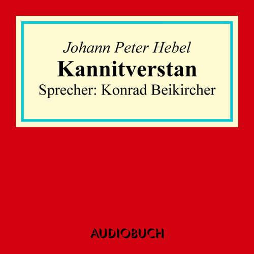 Hoerbuch Kannitverstan - Johann Peter Hebel - Konrad Beikircher