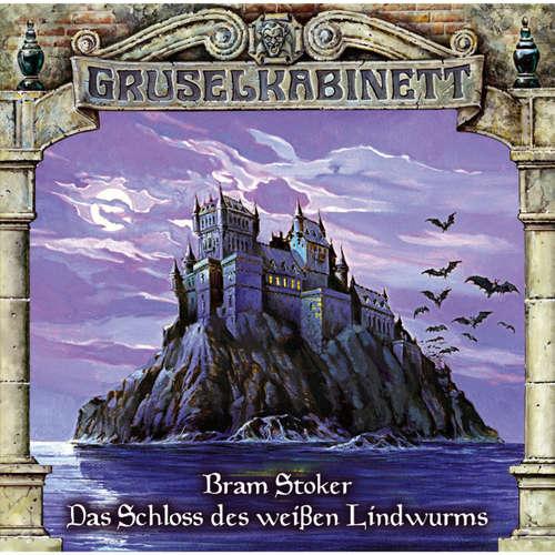 Hoerbuch Gruselkabinett, Folge 35: Das Schloss des weißen Lindwurms - Bram Stoker - Markus Pfeiffer
