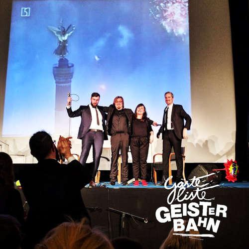 Hoerbuch Gästeliste Geisterbahn, Folge 63: Der grosse Silvestervorbereitungskurs LIVE -  Nilz - Nilz Bokelberg