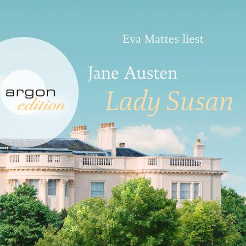 Hoerbuch Lady Susan - Jane Austen - Eva Mattes