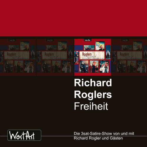 Hoerbuch Richard Rogler, Roglers Freiheit - Richard Rogler - Richard Rogler