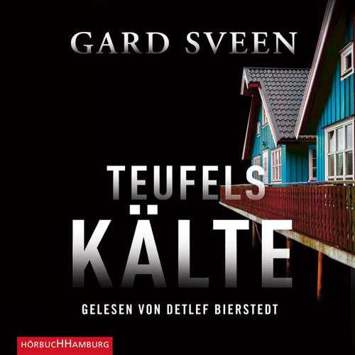 Hoerbuch Teufelskälte - Ein Fall für Tommy Bergmann 2 - Gard Sveen - Detlef Bierstedt