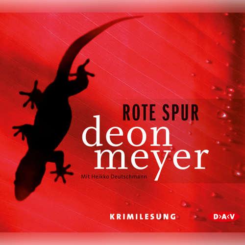 Hoerbuch Rote Spur - Deon Meyer - Heikko Deutschmann