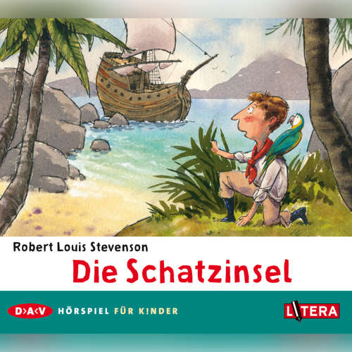 Hoerbuch Die Schatzinsel - Robert Louis Stevenson - Heinz Scholz