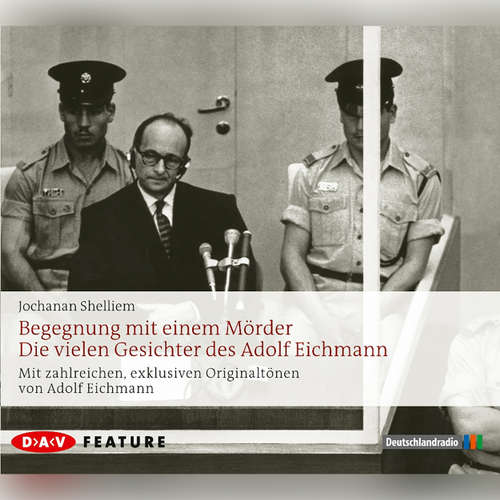 Hoerbuch Begegnung mit einem Mörder - Jochanan Shelliem - Maria Schrader