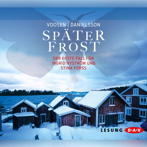 Hoerbuch Später Frost - Roman Voosen - Thomas Sarbacher
