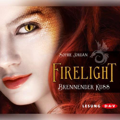Hoerbuch Firelight - Brennender Kuss - Sophie Jordan - Stephanie Kellner