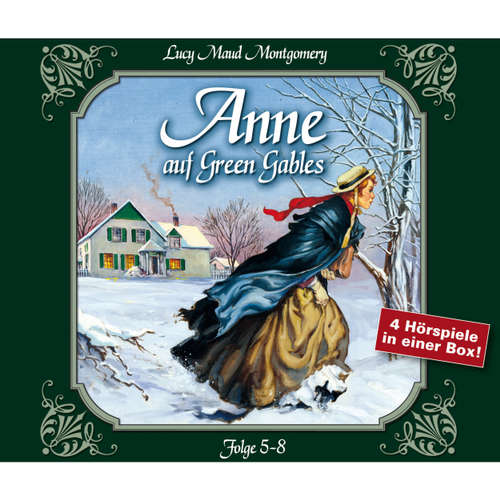 Hoerbuch Anne auf Green Gables, Box 2: Folge 5-8 - Lucy Maud Montgomery - Marie Bierstedt