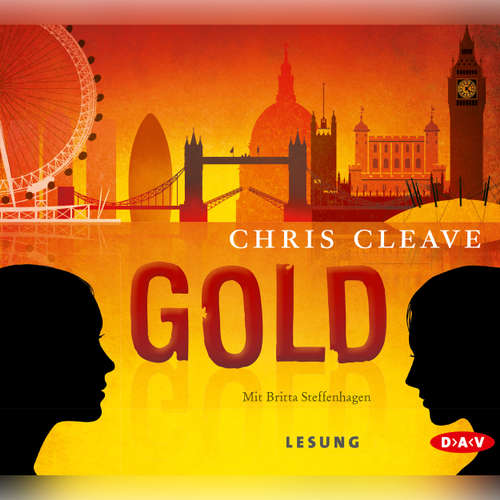 Hoerbuch Gold - Chris Cleave - Britta Steffenhagen