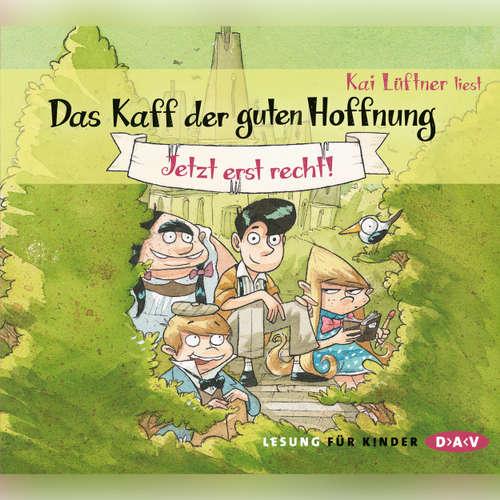 Hoerbuch Das Kaff der guten Hoffnung - Kai Lüftner - Kai Lüftner
