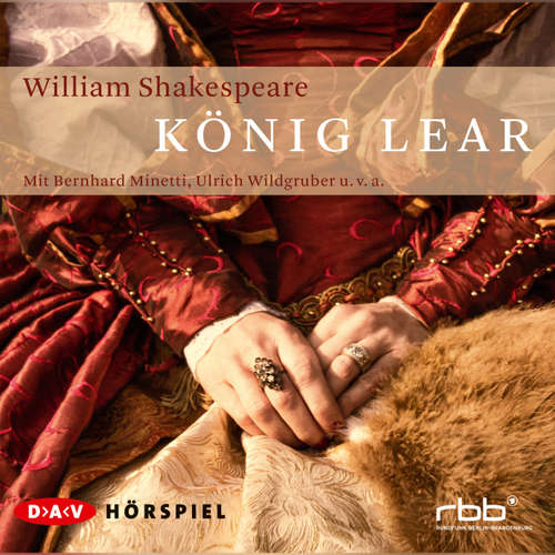 Hoerbuch König Lear - William Shakespeare - Bernhard Minetti