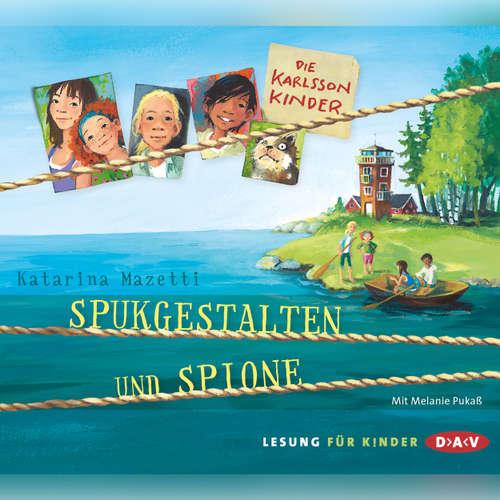 Hoerbuch Die Karlsson-Kinder - Katarina Mazetti - Melanie Pukaß