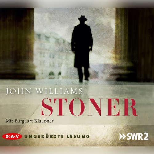 Hoerbuch Stoner - John Williams - Burghart Klaußner