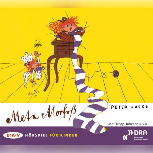 Hoerbuch Meta Morfoß - Peter Hacks - Günter Naumann
