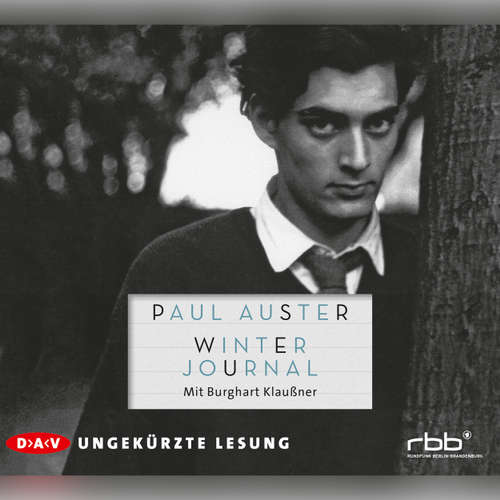 Hoerbuch Winter Journal - Paul Auster - Burghart Klaußner