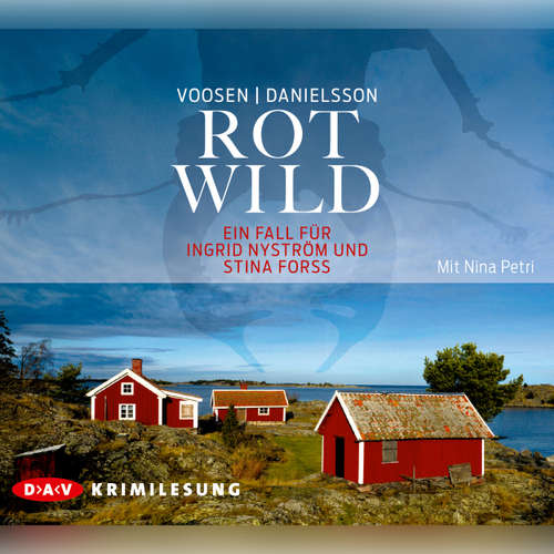 Hoerbuch Rotwild - Roman Voosen - Nina Petri